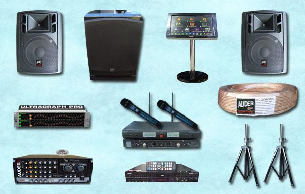 karaoke 2 mesin lagu