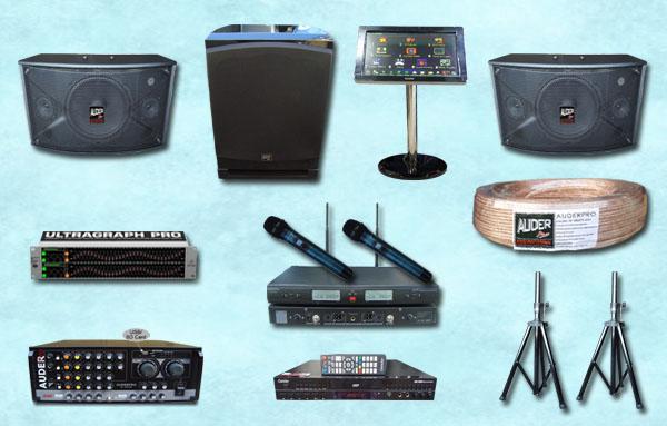 karaoke 3 mesin lagu