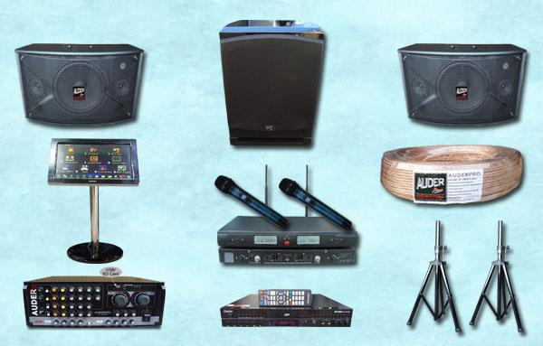 karaoke 4 mesin lagu