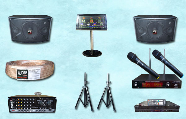 karaoke 7 mesin lagu