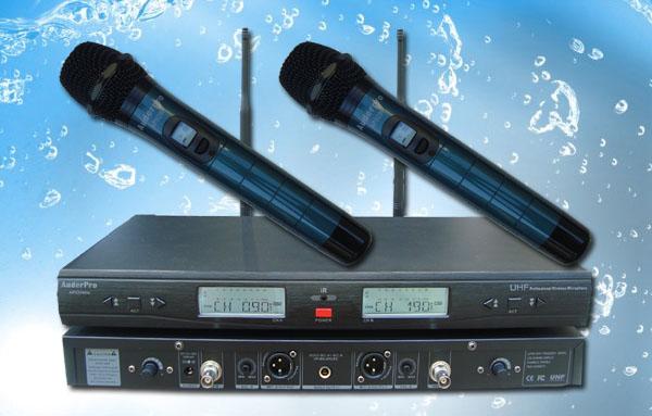 mic wireless auderpro ap929wm hh digital