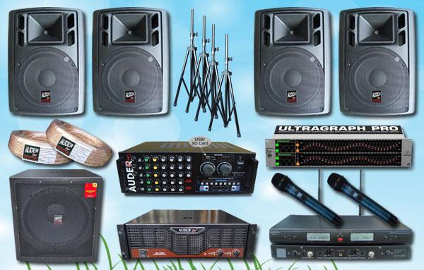 paket karaoke a1 sound system auderpro bmb jbl yamaha