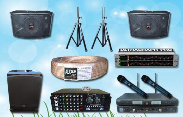 paket karaoke c auderpro bmb supplier jual sound system original garansi