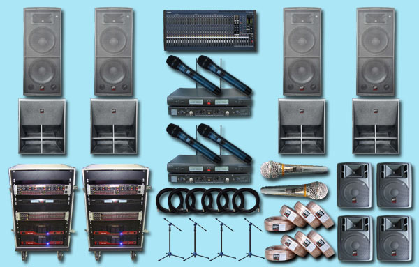 paket sound system lux 2 supplier yamaha auderpro band lapangan