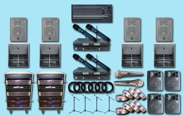 paket sound system lux 3 dealer yamaha auderpro outdoor watt besar