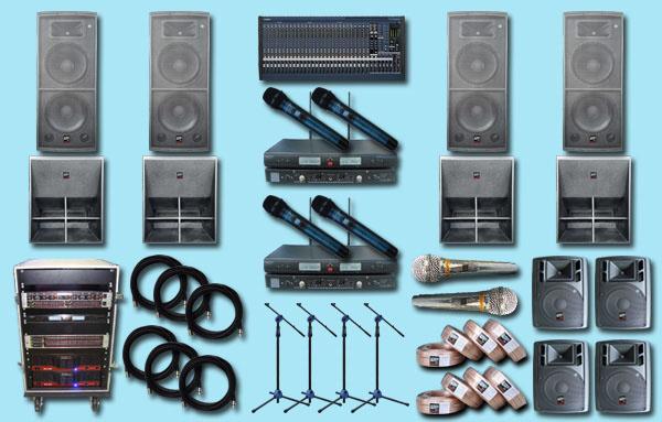 paket sound system lux 4 agen yamaha auderpro lapangan upacara kantor