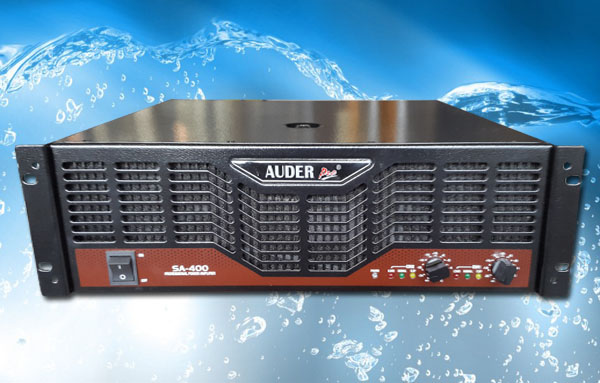 power amplifier professional auderpro sa-400