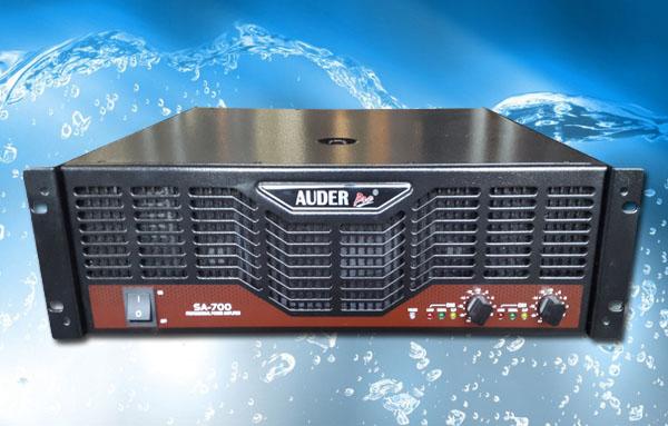 power amplifier professional auderpro sa-700