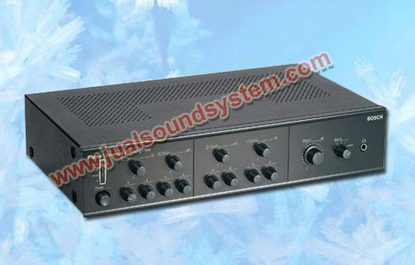 bosch plena universal mixer pre amplifier lbb 1920 sound system harga sound system sound. Black Bedroom Furniture Sets. Home Design Ideas