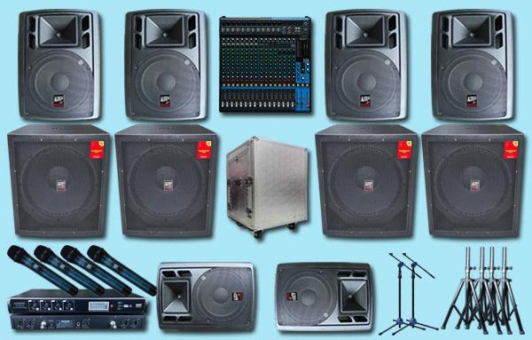 paket sound system lux 8 yamaha auderpro aula meeting