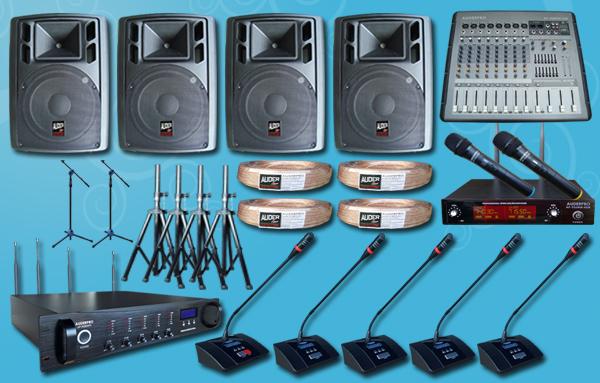 conference wireless auderpro A sound system