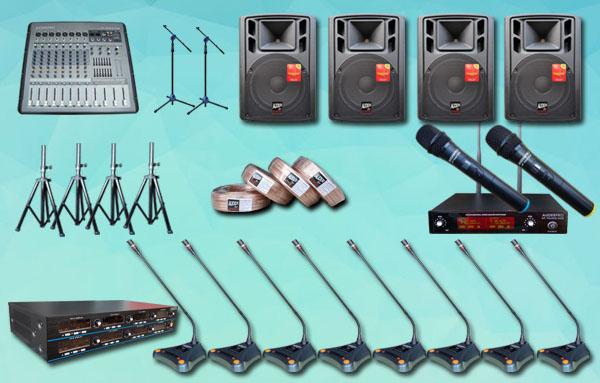 mic meja wireless auderpro K2 16 mic+ sound system 12 inch