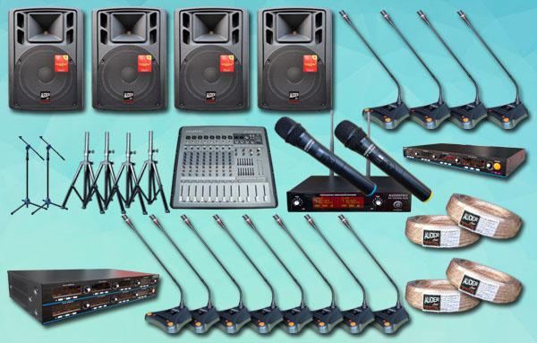mic meja wireless auderpro K3 12 mic+ sound system 15 inch