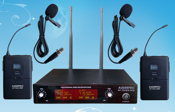 mic wireless auderpro ap926wm-LL New