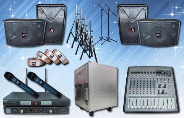 paket meeting besar 10 auderpro sound system rcf bmb soundcraft allen jbl peavey