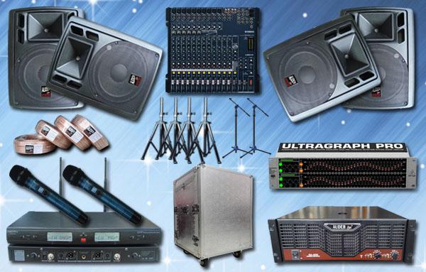 paket meeting besar 4 yamaha auderp harga foto sound system outdoor upacara