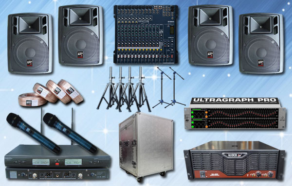 paket meeting besar 5 sound system yamaha auderpro jbl mackie beta3 huper
