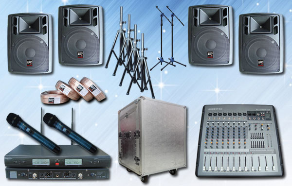 paket meeting besar 9 auderpro sound system jbl mackie rcf samson huper beta3 peavey