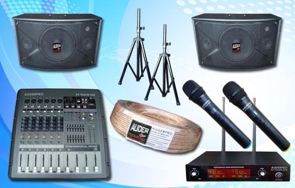 paket meeting kecil 4 auderpro gambar harga sound system rapat