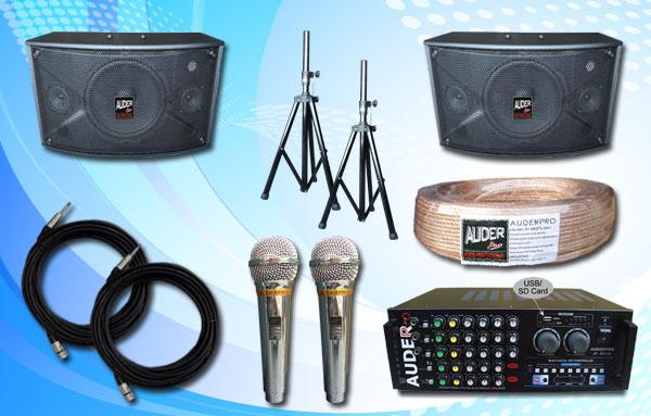 paket meeting kecil 5 auderpro gambar sound system rapat