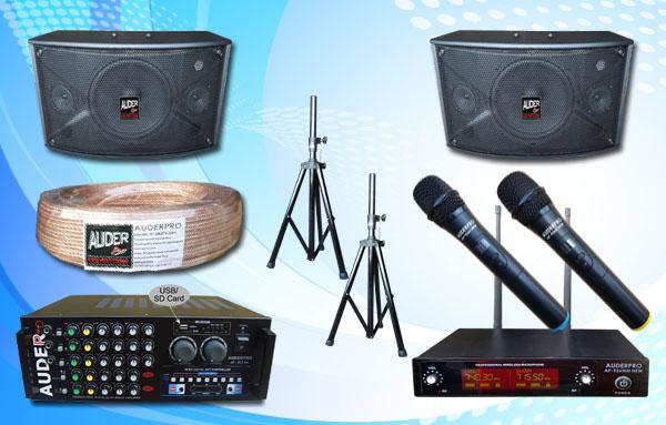 paket meeting kecil 6 auderpro sound system rapat seminar garansi