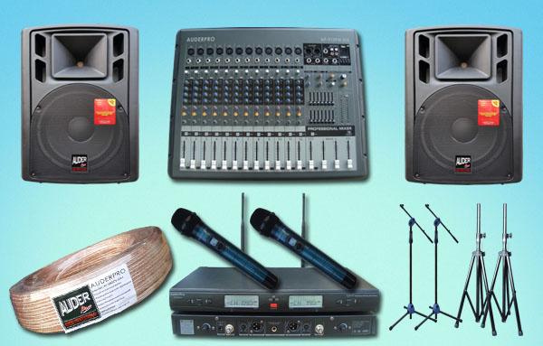 paket meeting sedang 5 auderpro distributor jual sound system seminar