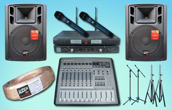 paket meeting sedang 6 auderpro jual harga grosir sound system training