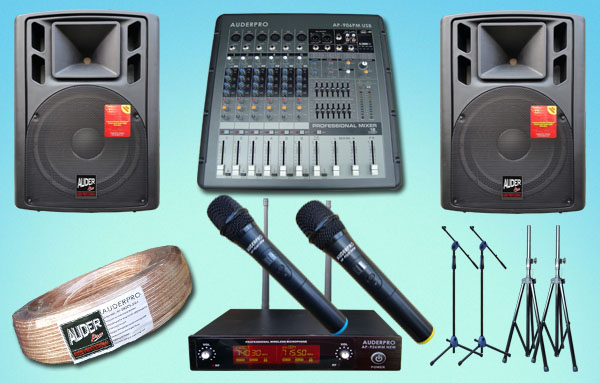 paket meeting sedang 9 auderpro daftar harga sound system audio rapat