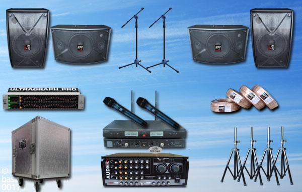 paket multimedia 10 auderpro daftar harga sound system aula meeting seminar rapat