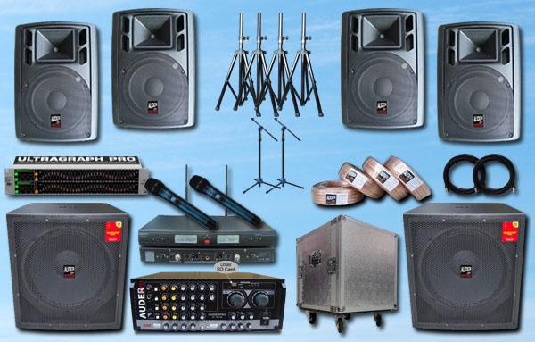 paket multimedia 2 auderpro sound system ruang aula training rapat meeting