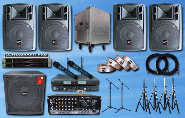 paket multimedia 4 auderpro harga sound system meeting bosch toa electro voice bmb