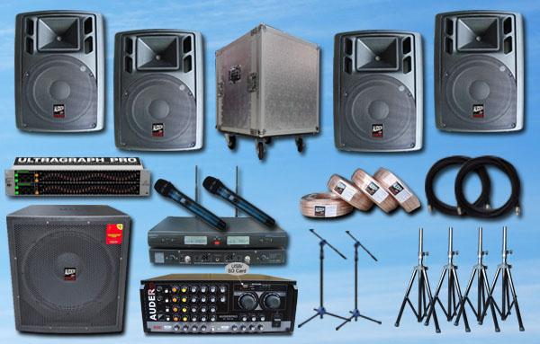 paket multimedia 5 auderpro jual pasang distributor daftar harga sound system rapat