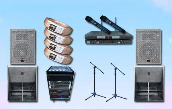 paket platinum 5 dealer yamaha auderpro sound system hall auditorium