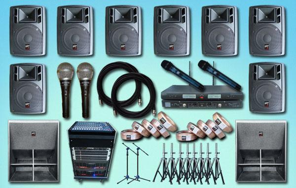 paket sound system premium 1 yamaha auderpro